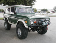 Buy Ford Bronco radiators and many other automotive radiators.